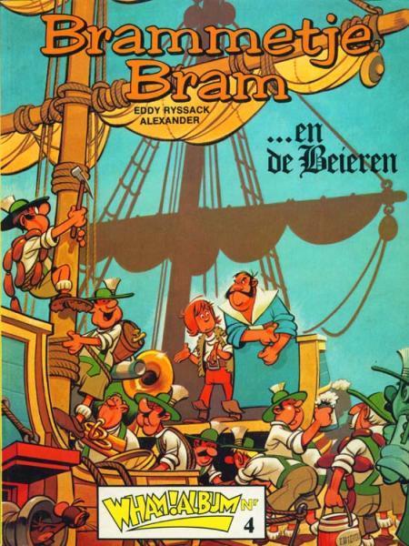 Brammetje Bram 1 Brammetje Bram... en de Beieren