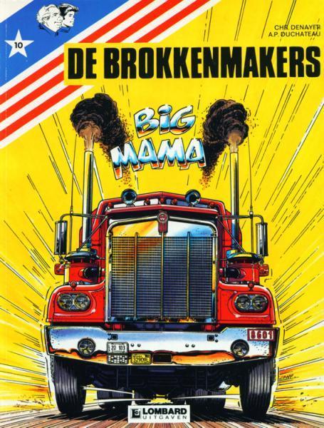 De brokkenmakers 10 Big Mama