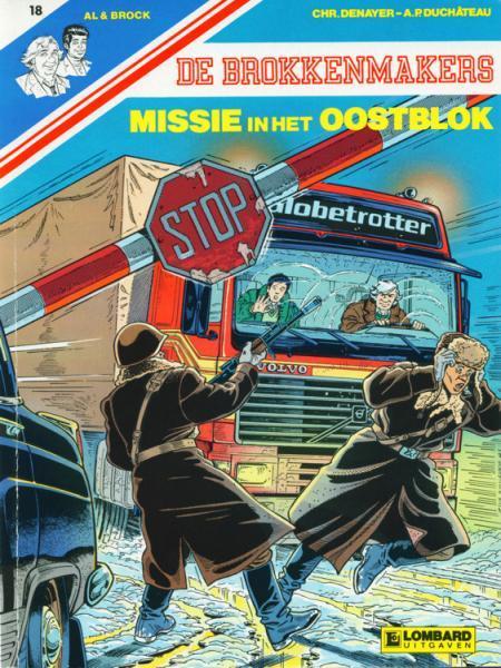 De brokkenmakers 18 Missie in het Oostblok