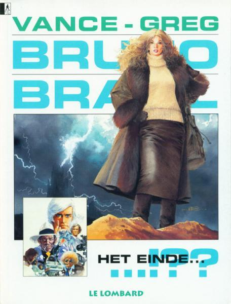 Bruno Brazil 11 Het einde...!??