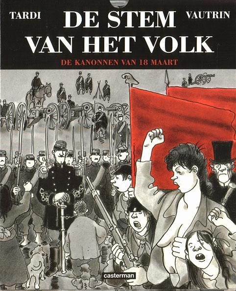 De stem van het volk 1 De kanonnen van 18 maart