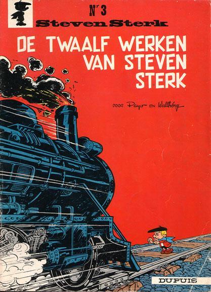 Steven Sterk 3 De twaalf werken van Steven Sterk