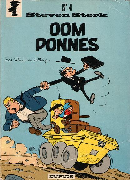 Steven Sterk 4 Oom Ponnes