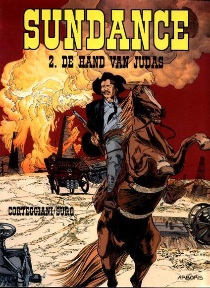 Sundance 2 De hand van Judas