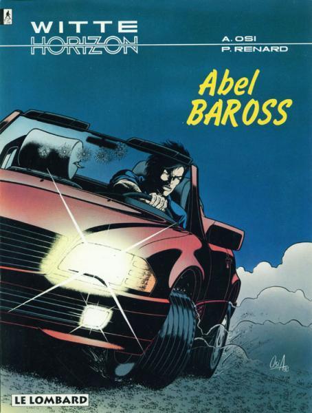Witte horizon 1 Abel Baross