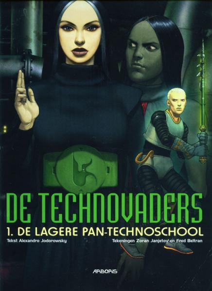 De Technovaders 1 De lagere pan-technoschool