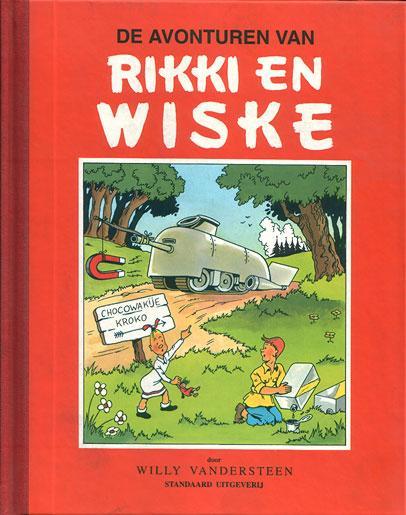 Suske & Wiske klassiek (Rood)