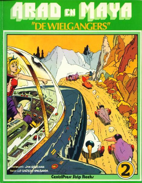 """Arad en Maya 2 """"De Wielgangers"""""""
