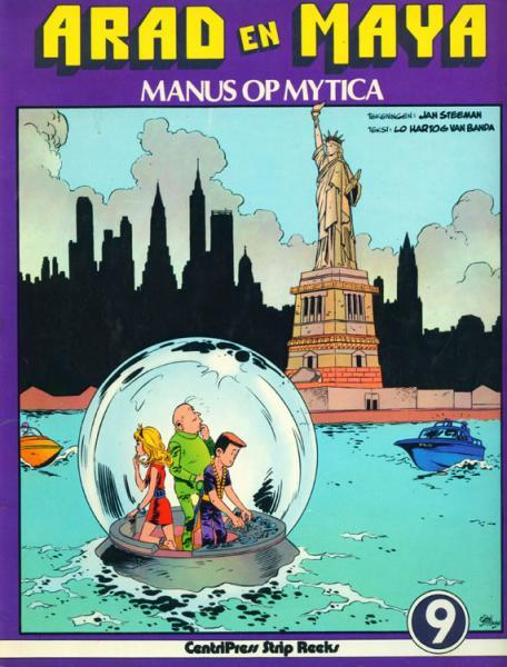 Arad en Maya 9 Manus op Mytica