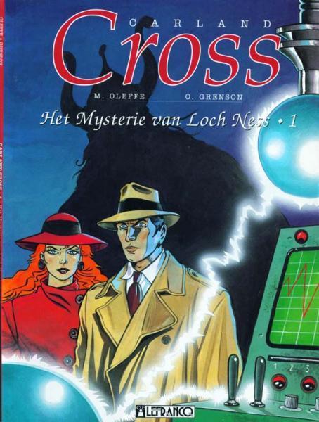 Carland Cross 4 Het mysterie van Loch Ness - 1
