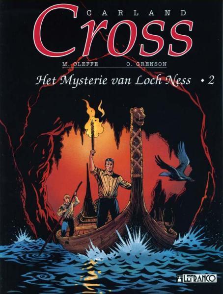 Carland Cross 5 Het mysterie van Loch Ness - 2