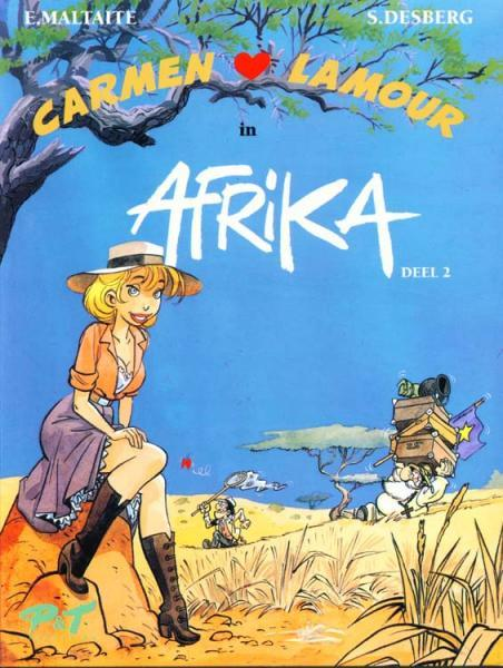 Carmen Lamour 2 Afrika, deel 2