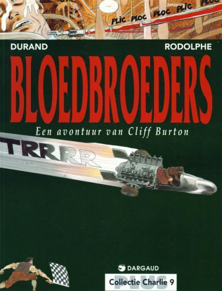 Cliff Burton (Nederlandse nummering) 5 Bloedbroeders