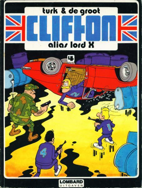 Clifton 4 Alias Lord X