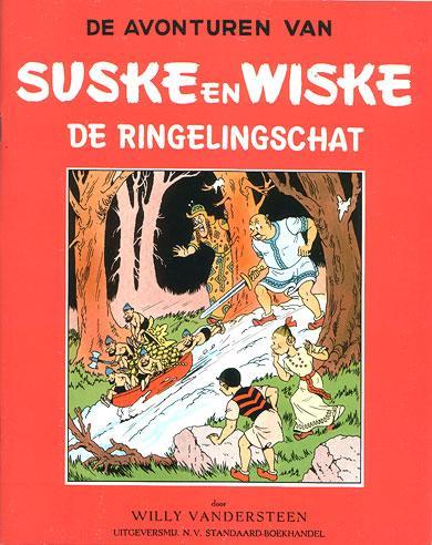 Suske en Wiske 13 De ringelingschat