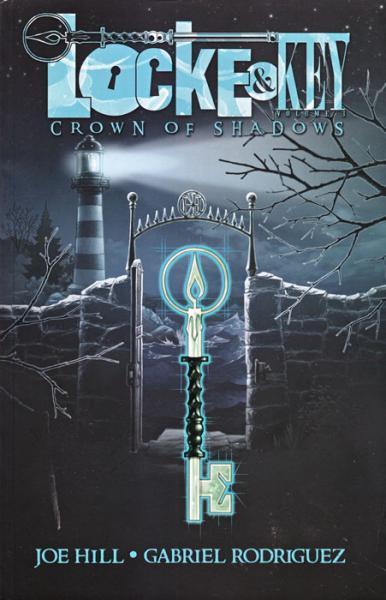 Locke & Key: Crown of Shadows INT 3 Locke & Key: Crown of Shadows