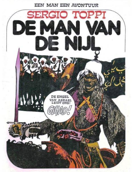 De man van de Nijl 1