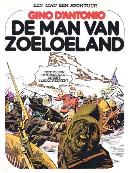 De man van Zoeloeland 1 De man van Zoeloeland