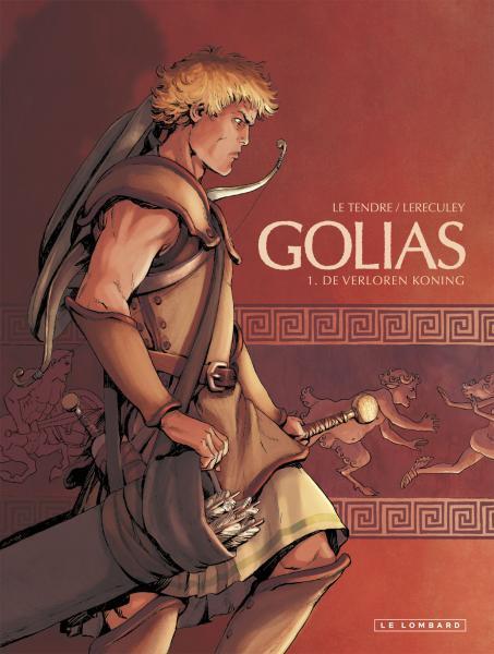 Golias 1 De verloren koning