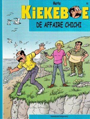 De Kiekeboes 91 De affaire Chichi