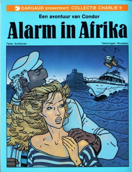 Condor 2 Alarm in Afrika