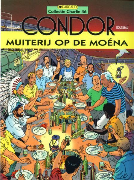 Condor 5 Muiterij op de Moéna