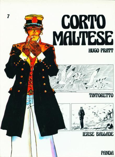 Corto Maltese A7 Tintoretto / Ierse ballade