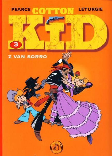Cotton Kid 3 Z van Sorro