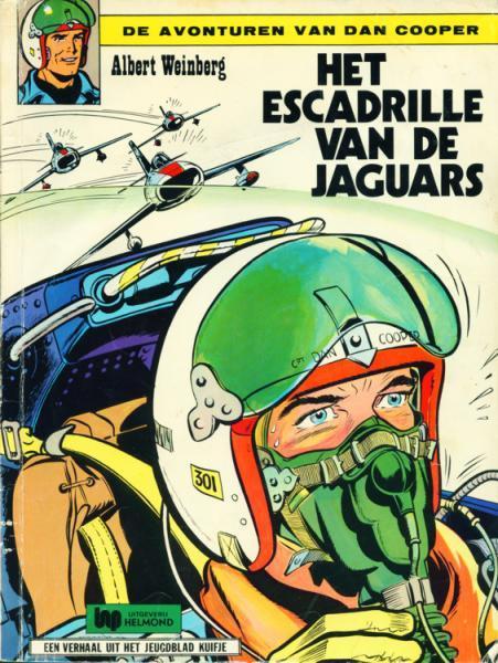 Dan Cooper 7 Het escadrille van de Jaguars