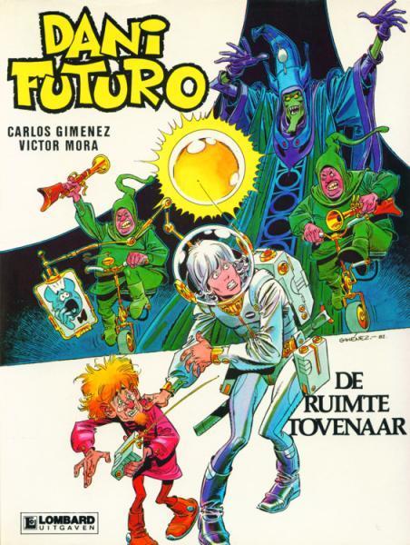 Dani Futuro 7 De ruimte tovenaar