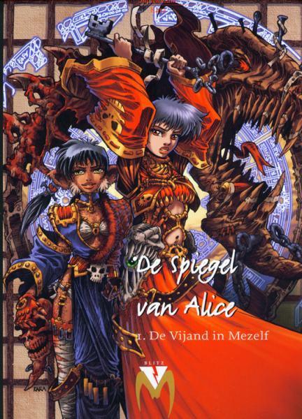 De spiegel van Alice 1 De vijand in mezelf