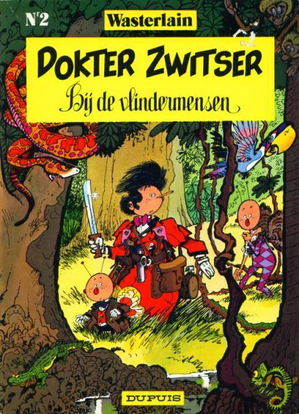 Dokter Zwitser 2 Bij de vlindermensen
