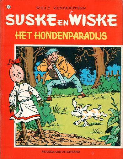 Suske en Wiske 98 Het hondenparadijs