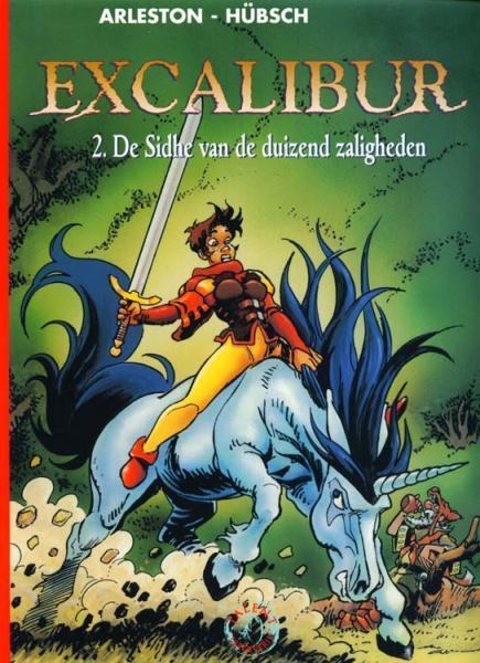 Excalibur (Hübsch) 2 De sidhe van de duizend zaligheden