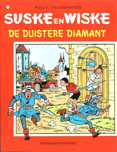 Suske en Wiske 121 De duistere diamant