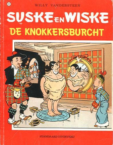 Suske en Wiske 127 De knokkersburcht