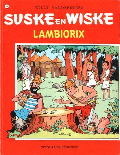 Suske en Wiske 144 Lambiorix