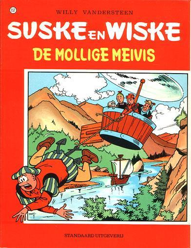 Suske en Wiske 157 De mollige meivis