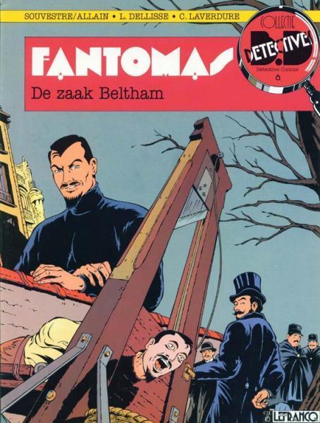 Fantomas 1 De zaak Beltham