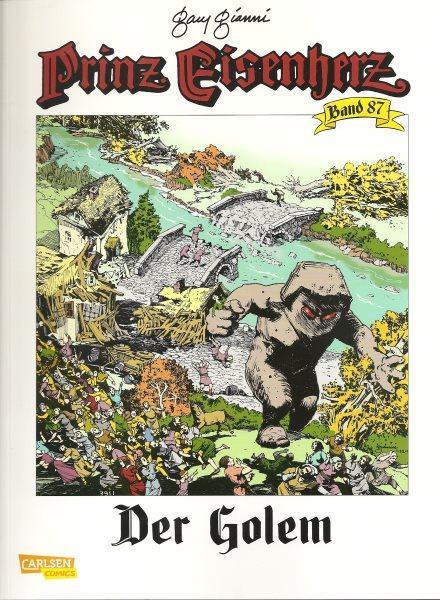 Prinz Eisenherz (Carlsen Comics) 87 Der Golem