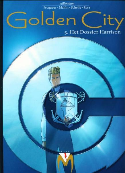 Golden City 5 Het dossier Harrison