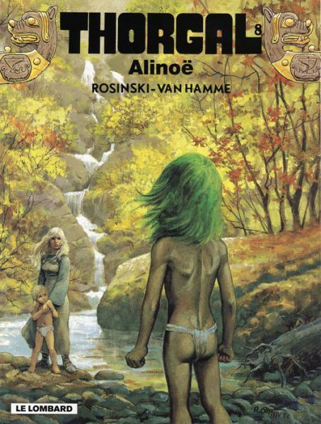 Thorgal 8 Alinoë