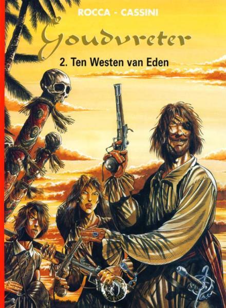 Goudvreter 2 Ten westen van Eden