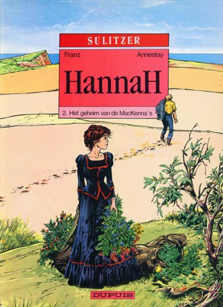 Hannah 2 Het geheim van de MacKenna's