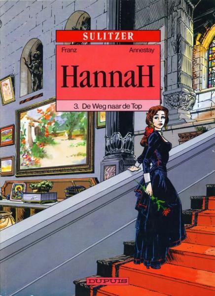 Hannah 3 De weg naar de top