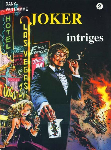 Joker (Dany/Jytery) 2 Intriges