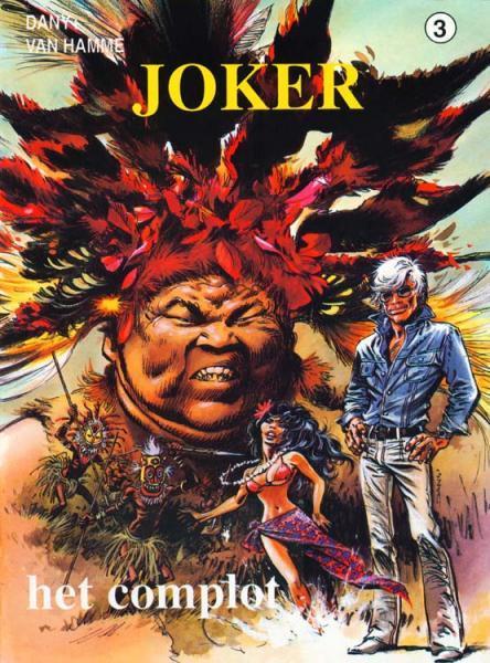 Joker (Dany/Jytery) 3 Het complot