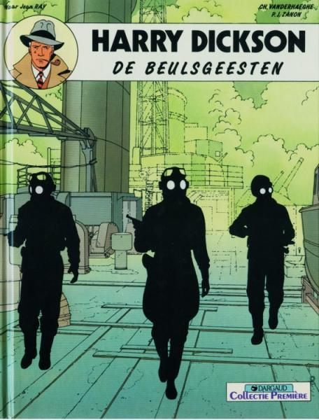 Harry Dickson (Dargaud/Art & BD) 2 De beulsgeesten