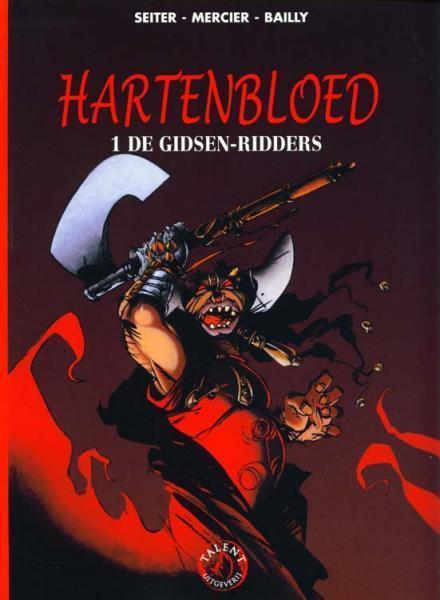 Hartenbloed 1 De Gidsen-Ridders