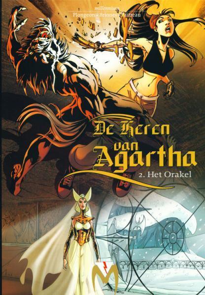 De heren van Agartha 2 Het orakel